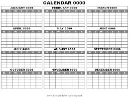 free printable 12 month calendar 12 month calendar view blank year calendar template blank calendar