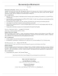 Banking Resume Examples Investment Banking Resume Example Bankers