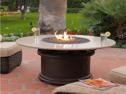 round propane fire pit patio ideas appealing round propane fire pit table design ideas