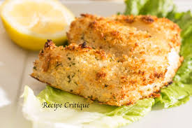 Oven Baked Panko Crusted Cod Recipe ...