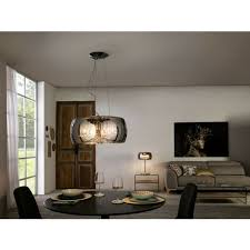 light dimmable crystal ceiling pendant
