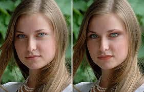 virtual makeup photo editing exle