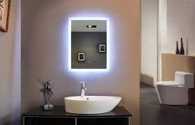 Amusing Led Lights Behind Bathroom Mirror 90 With Additional Home  Decorating Ideas With Led Lights Behind