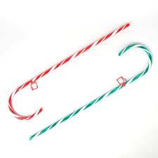 Plastic Candy Cane Decorations Buy 100 Inch Candy Cane Christmas Decoration Cappel's 5