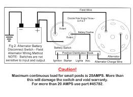 instructions 45780 and 45785 battery disconnect wiring diagram