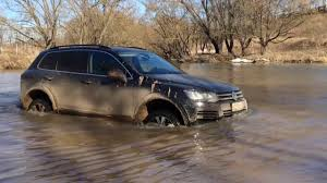 Volkswagen Touareg 2015 Extreme Off-road Test Drive 4x4 - YouTube