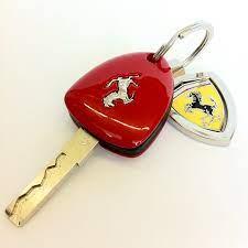 Ferrari Key List Of Love