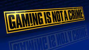24+] Gaming Is Not A Crime Wallpapers ...