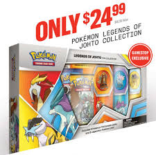 Grass recommended level therefore, bring flying type pokemon can make this gym like piece of cake. Exclusive Legends Of Johto Pin Collection At Gamestop For Black Friday Pokebeach