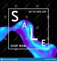 Abstract Vaporwave Vector Sale Template ...