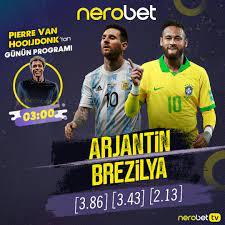 Nerobet - 🏆 Copa América'da Final Heyecanı ⚽️ Arjantin 🆚...