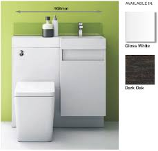 Sink And Toilet Combo Combination Basin Wc Units