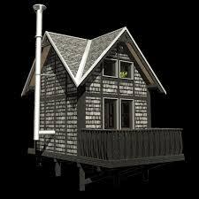 small cottage plans with loft frances complete set of cottage plans free small cabin plans with