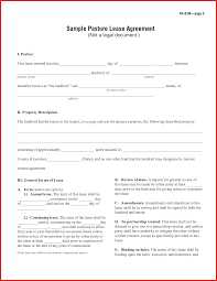 Beautiful Rent Lease Agreement Cobble Usa