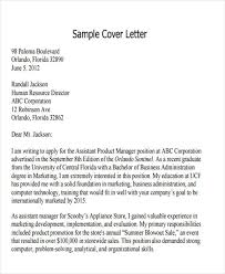 How To Write A Cover Letter For Free Ucf Writing Center How To Write Cover Letter Ucf Writing Center How