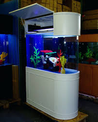 Office Desk Fish Tank
