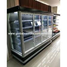 glass door fridge china cool drink upright doors for in pune glass door fridge