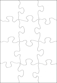Free Blank Puzzle Pieces, Download Free Clip Art, Free Clip Art On ...
