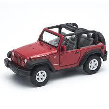 Модель <b>машины</b> 1:34-39 <b>Jeep Wrangler Rubicon</b> Welly
