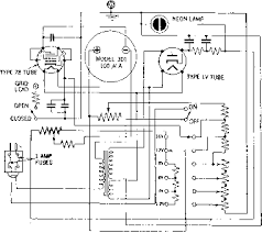 thereby forming what is known as a ring type shunt the radio 41 schematic wiring diagram of weston model 669 vacuum tube voltmeter