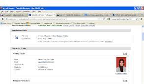 ... Upload Resume Di Jobstreet by Putu Winda Jobstreet Co Id Cara Hemat Dan  Praktis Lamar Kerja ...