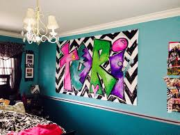 blue and green graffiti wall art for bedroom 1000 ideas about chevron teen rooms on on graffiti wall art bedroom with blue and green graffiti wall art for bedroom 1000 ideas about