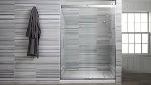 seamless shower doors. Kohler Frameless Shower Door Seamless Doors F