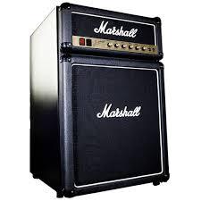 Marshall Fridge - Marshall Amp Bar Fridge