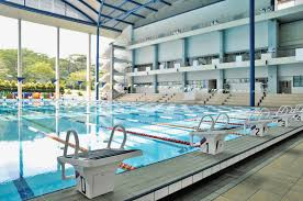 olympic size swimming pool. Olympic Size Swimming Pool E