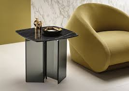 italian glass furniture. Italian Glass Furniture. Small / Beside Table Furniture O