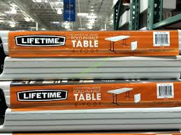 lifetime picnic table costco gorgeous lifetime kids folding table with lifetime