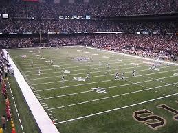 Fedex Field Loge Seating Chart New Orleans Saints Vs Washington Redskins Tickets 2nd Row