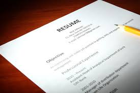 Examples Of Career Objective Statements For Your Resume Jobstreet