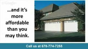 garage door repair mcdonough ga 678 774 7255