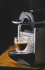 nespresso machine cleaning brewing