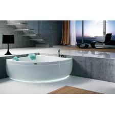 Угловая акриловая ванна <b>Jacuzzi</b> Aquasoul Corner Free-standing ...