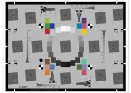 Hdtv Chart Iso 12233 2014 Edge Sfr Esfr Inkjet Chart Suitable For