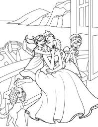 Coloring Pages Barbie Princess And Popstar Diamond Castle Some