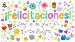 Targeta De Felicitacion Tarjetas De Felicidades Postales De Felicidades Tarjetas Para