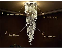 ideas contemporary crystal chandeliers or large modern crystal chandeliers for living room spiral chandelier 53 modern