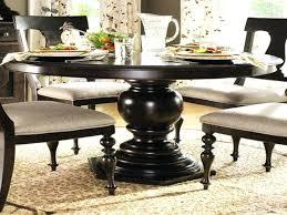 Kitchen Table Round Pedestal Round Pedestal Dining Table Round