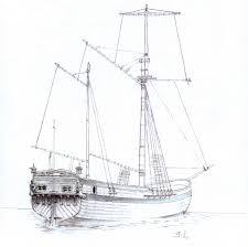 examples of th century cuisine in sweden thanks to the inn at drawing of a replica of the same kind of sailing ship carl linneus and his student