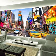 New York Wallpaper For Bedrooms Online Get Cheap Wallpaper For Wall 3d New York Aliexpresscom