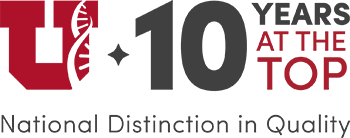 University Of Utah Index Score Chart Awards Honors University Of Utah Health