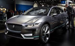 2018 jaguar concept. contemporary jaguar jaguar ipace ev crossover concept coming in 2018 u2013 news car and driver on jaguar concept l