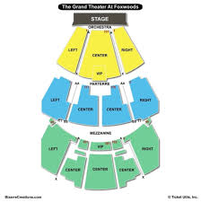 Foxwoods Grand Theater Seating Chart With Seat Numbers Fox Theatre Oakland Seating Chart You Will Love Seating At