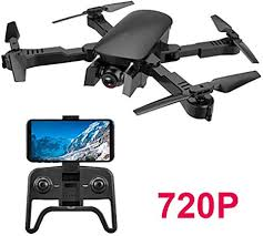 4K <b>Dual Camera Folding</b> Drone2.4G Quadcopter Folding1920p Wi ...