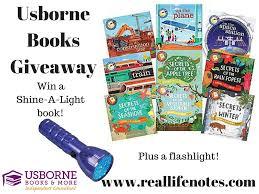 Shine The Light Usborne Usborne Books Giveaway