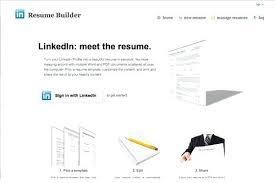 linkedin resume maker resume builder resume meaning in telugu