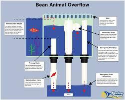 Freshwater Aquarium Sump Plumbing Design How Durso Herbie And Bean Animal Overflows Work Aquarium
